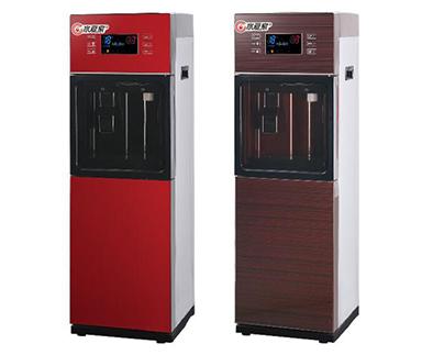 S716即熱管線機紅色咖啡色
